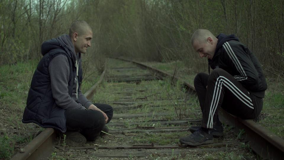 Кадр з фільму Марини Вроди «Равлики».