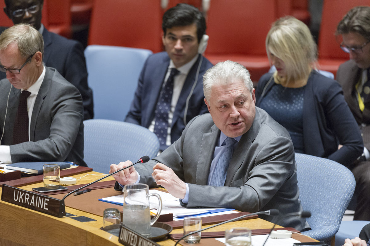 Statement By The Delegation Of Ukraine At The Unsc Briefing On Unamid
