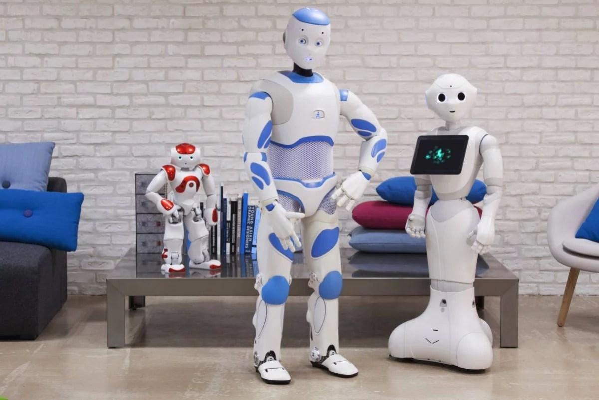 Домашние роботы - помощники. Фото: Naked Science
