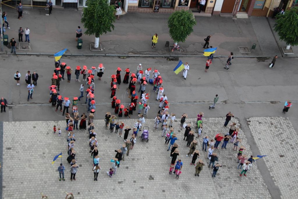 """Міжнародна акція протесту """"STOP PUTIN! STOP WAR!"""""""