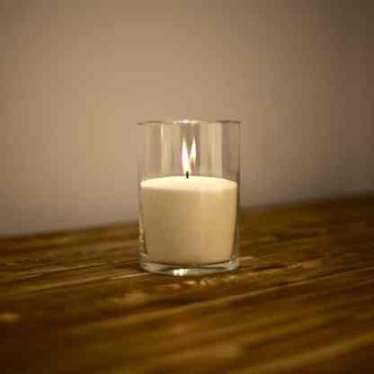 Насыпные свечи аренда: свеча 16 см