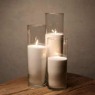 Насыпные свечи купить: набор 31, 38 и 47 см