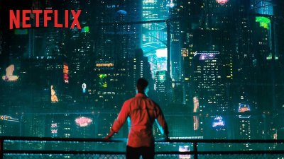 Altered Carbon  Season  2  Episode  1 Header