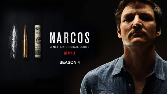 Narcos Season 4 Episode 1 UK Release Date