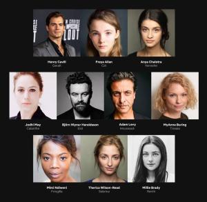 the witcher netflix season 1 full cast