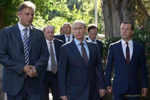 Очередной «модифицированный» двойник Путина в Крыму