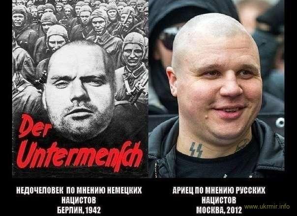 Русский мир. Высшая белая раса Донбасса. Нацизм точно не пройдет!