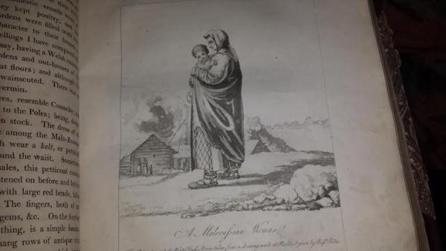 Едвард Кларк про москалів і українців. 1810 рік