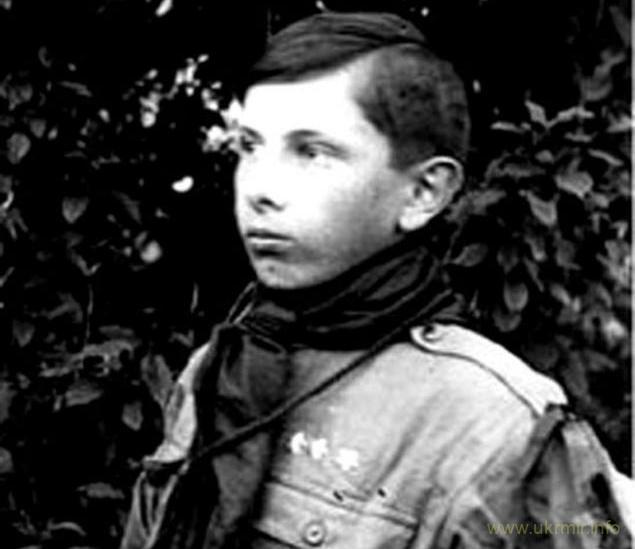 Степан Бандера тоже в детстве был украинским скаутом