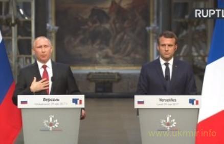 Путен призвал СМИ бороться за отмену санкций