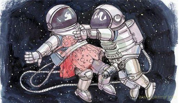 Секс в космос