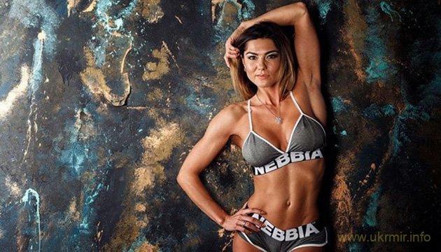 Українська фітнес-красуня стала абсолютною чемпіонкою світу