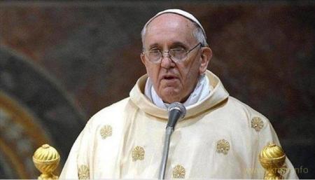 Папа Римский назвал фейки серьезным грехом