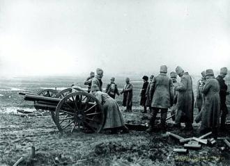 1918 рік - в Українському Києві розмовляти Українською було небезпечно