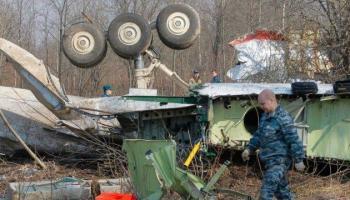 Совет Европы требует у Москвы отдать обломки самолета Качиньского