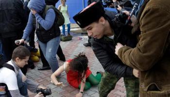 Казакам в Югре разрешили избивать людей