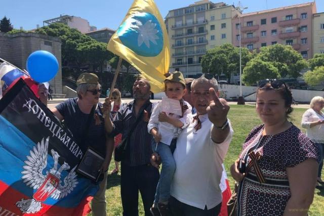 Требуем от МИД и Минкульта Украины ноты протеста против делегации и участницы от РФ на Евровидении