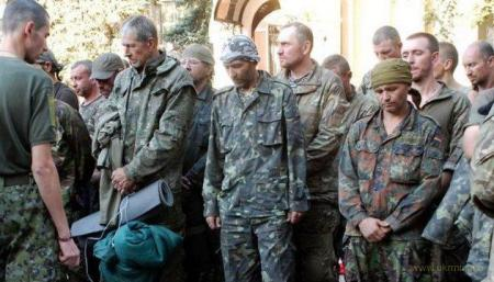 Пленных украинцев вывозят из ОРДЛО для пыток в России