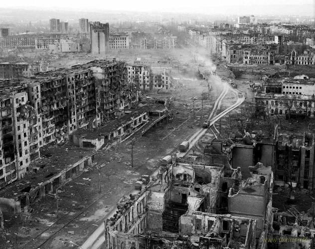 Ядерный совдеповский пепел