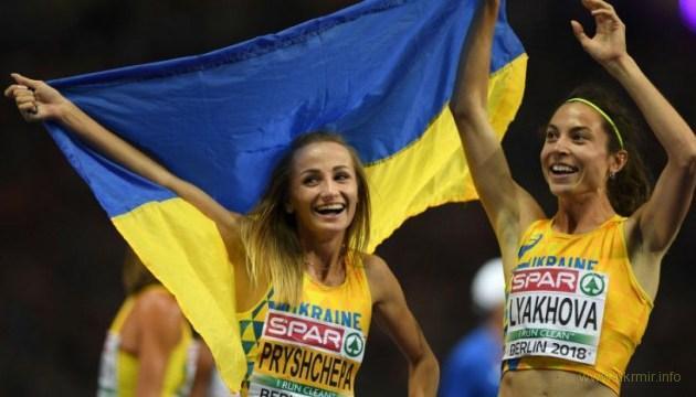 Українка – чемпіонка Європи, інша українка - з бронзою
