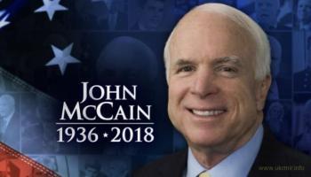 Трамп отказался назвать сенатора Маккейна героем