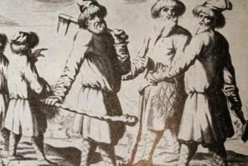 История происхождения «русского» наречия