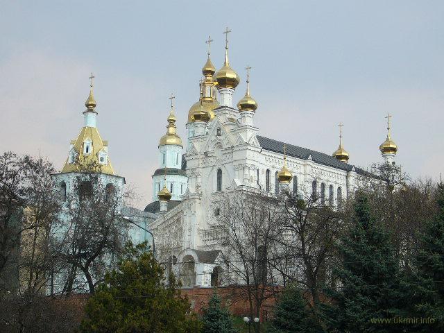 Харьков, Украинская Слобода и казаки.