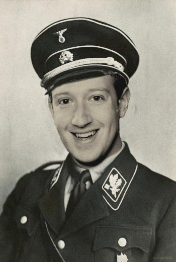 Фейсбук - двойные стандарты его пророссийских троллей