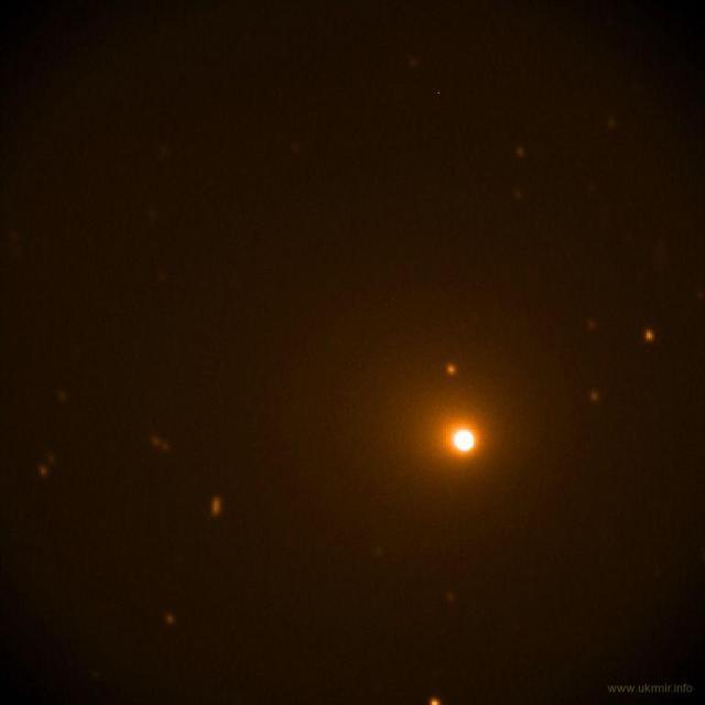 NASA - фото самой яркой кометы в 2018 году