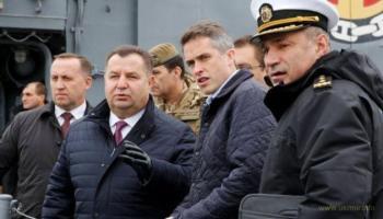 «Будут и другие военные корабли»: Британия предупредила Россию о расплате за Украину