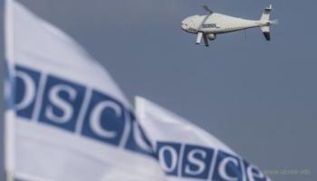 Дроны ОБСЕ зафиксировали российские танки, «Гвоздики» и «Грады» на Донбассе