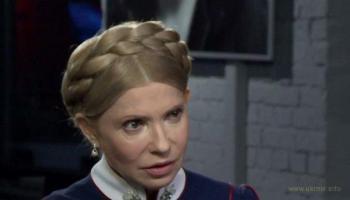 У Тимошенко нет ни единого шанса войти во второй тур