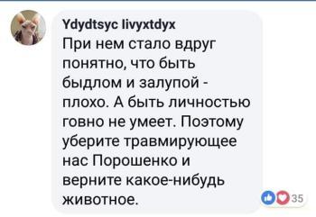 Легше зрозуміти росіян з ватніками ніж зрадофілів