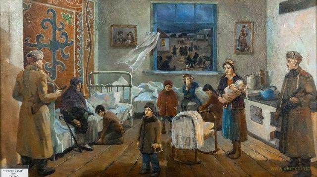 Как Сталин депортировал чеченцев