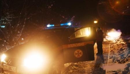 В Карпатах спасли заблудившихся туристов из Одессы
