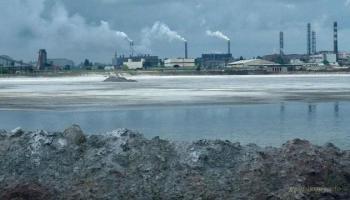 На оккупированном Крыме снова зафиксировали выбросы химических веществ