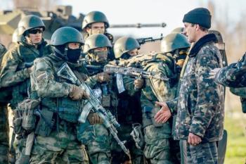 Що передувало захопленню Кримського півострова