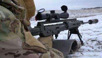 Бойцы ВСУ ликвидировали группу снайперов «ЛДНР»