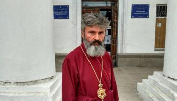 Русские фашисты на Крыме схватили Архиепископа ПЦУ Климента