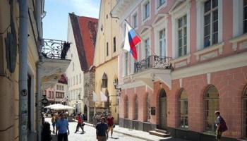 Эстония требует от России вернуть украденные территории