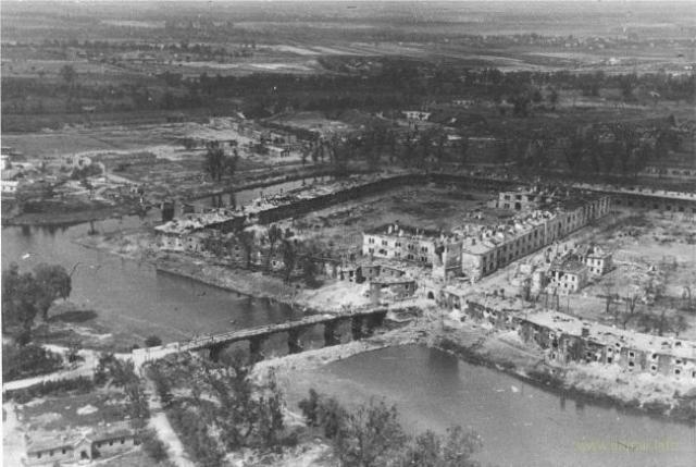 Закрытые совдепами архивы о Брестской крепости
