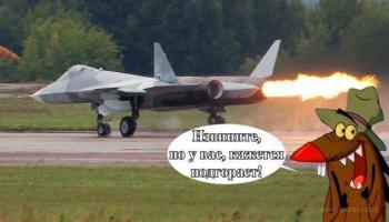 Экспортный потенциал Су-57: кому ты нужен?