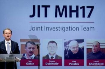"MH17 станет ""Холокостом"" Путинского режима"