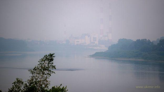 В настоящий момент горит пол Сибири, дым уже в поволжье