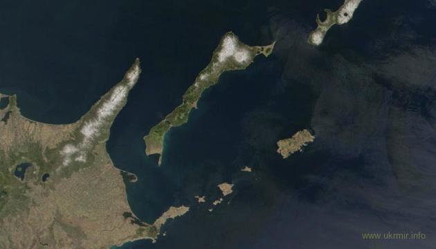 На новой карте Японии и на сайте Олимпиады-2020 Курилы уже японские