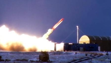 Путин приказал продолжить испытания ядерной ракеты, которая взорвалась под Северодвинском