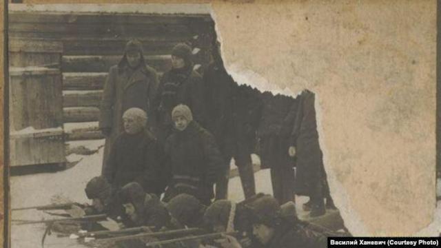 Как московские чекисты пытались выдать ненцев за агентов немцев