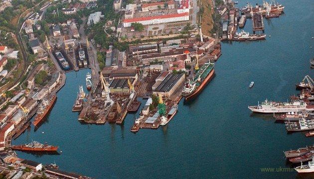 Последствия загрязнения стоками моря в Севастополе видны из космоса