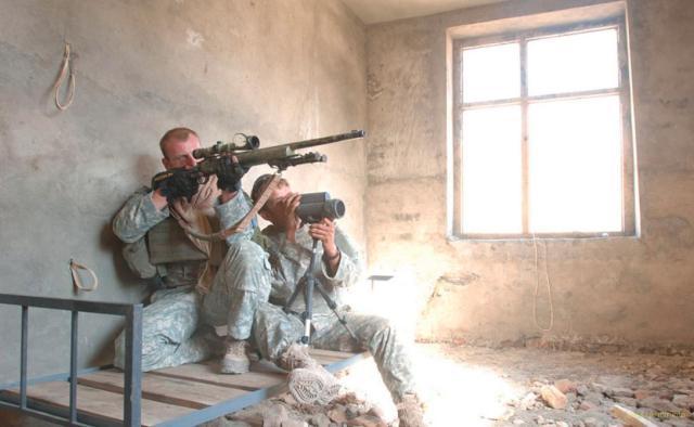 Шедевральные снайперские выстрелы