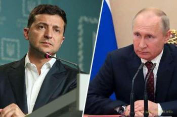 Зеленский не считает Путина врагом